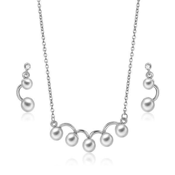 Alloy Fashion  necklace  (61172541A alloy) NHXS1744-61172541A-alloy