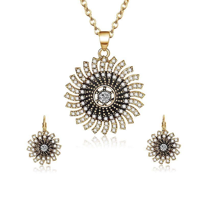 Alloy Fashion  necklace  (61172546) NHXS1748-61172546