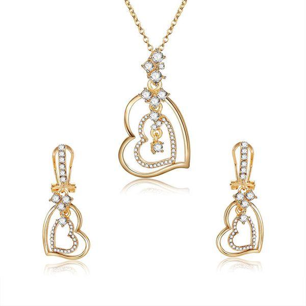 Alloy Simple  necklace  (61172479 alloy) NHXS1749-61172479-alloy