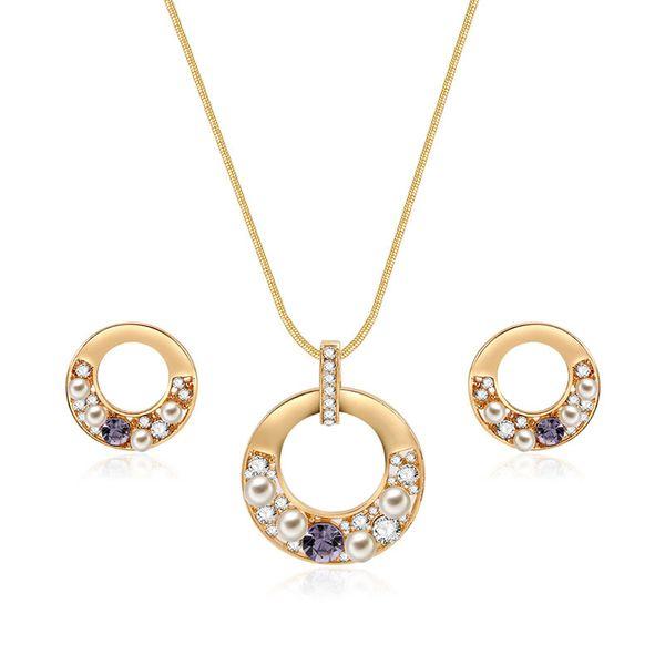Alloy Korea  necklace  (61172527 alloy) NHXS1753-61172527-alloy