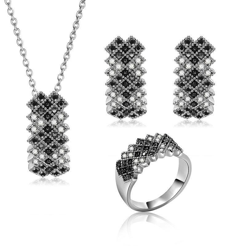 Alloy Simple  necklace  61173187 NHXS175961173187