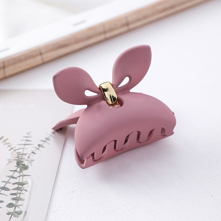 Acrylic Korea Geometric Hair accessories  (B8303A pink) NHMS1302-B8303A-pink