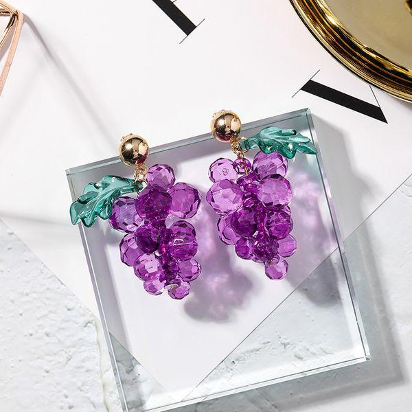 Alloy Korea Geometric earring  (Main picture) NHMS1320-Main-picture