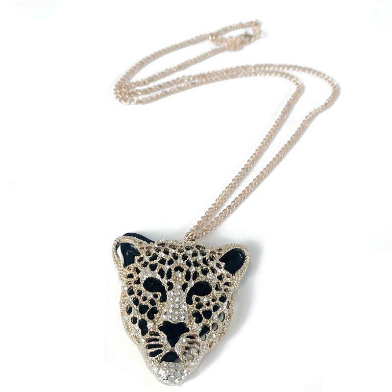 Alloy Fashion  necklace  (Photo Color) NHOM0834-Photo-Color