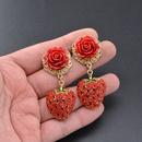 Alloy Fashion Bows earring  Alloy NHNT0620Alloy