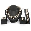 Alloy Fashion  necklace  61174440 alloy NHXS167561174440alloy
