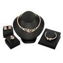 Alloy Fashion  necklace  61174439 alloy NHXS167761174439alloy