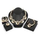 Alloy Fashion  necklace  61174441 alloy NHXS168861174441alloy