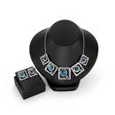 Alloy Fashion  necklace  61172552 NHXS170661172552