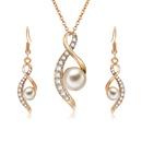 Alloy Korea  necklace  61172523 alloy NHXS174061172523alloy
