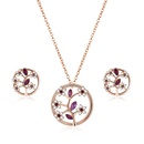 Alloy Vintage  necklace  61172563B NHXS176261172563B