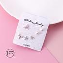 Alloy Korea Geometric earring  1 NHMS13131