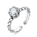 Alloy Vintage Geometric Ring  Alloy NHTF0752Alloy