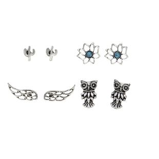 Alloy Fashion Animal earring  (Photo Color) NHBQ1790-Photo-Color's discount tags
