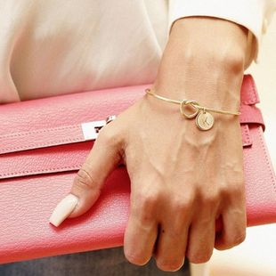 Alloy Korea Geometric bracelet  (Alloy A) NHBQ1793-Alloy-A's discount tags