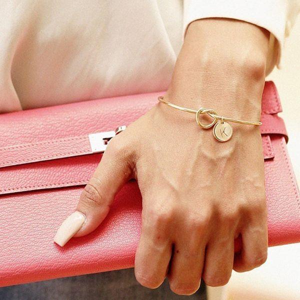 Alloy Korea Geometric bracelet  (Alloy A) NHBQ1793-Alloy-A