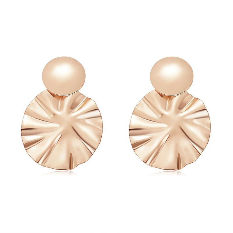 Alloy Fashion Geometric earring  (61189484A) NHLP1161-61189484A