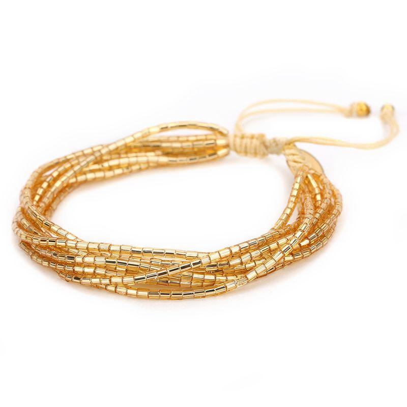 Imitated crystal&CZ Fashion bolso cesta bracelet  (M-B0538-A) NHGW1013-M-B0538-A