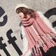 Fashion Cloth  scarf  (black)  NHCJ0353-black