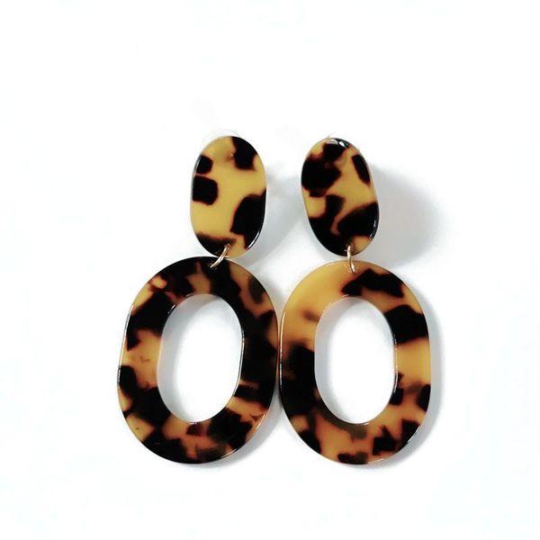 Alloy Fashion Geometric earring  (Photo Color) NHOM0855-Photo-Color