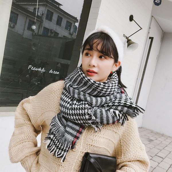 Cloth Korea  scarf  (Main color - 200x85) NHTZ0062-Main-color-200x85