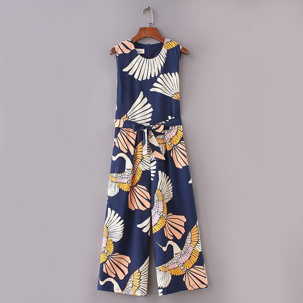 Chiffon Fashion  pants  (Picture color-S) NHAM5520-Picture-color-S