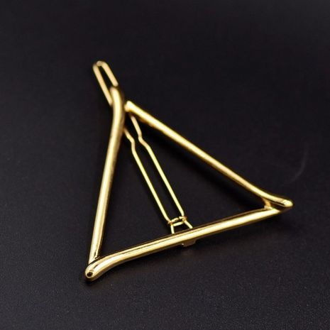 Alloy Simple Geometric Hair accessories  (Triangle alloy) NHHN0024-Triangle-alloy's discount tags
