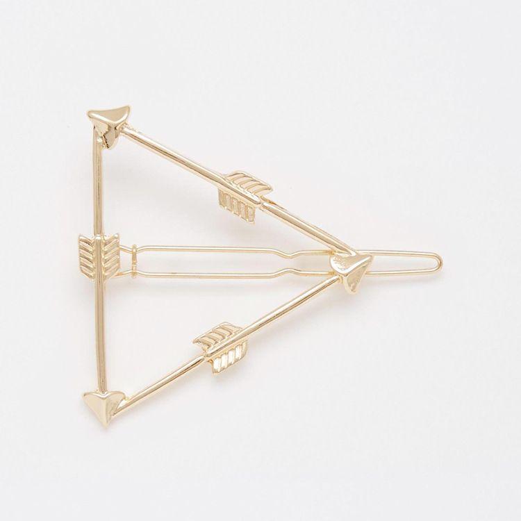 Alloy Simple Geometric Hair accessories  Alloy NHHN0293Alloy