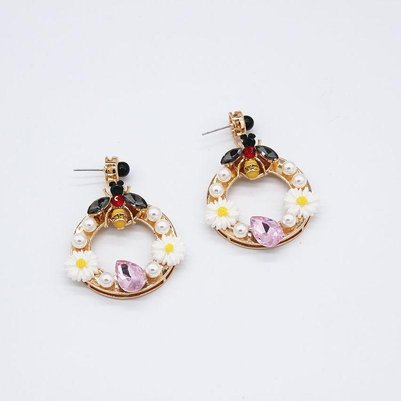 Alloy Simple Animal earring  (earring) NHWJ0156-earring