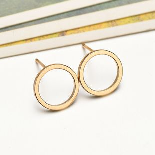 Alloy Fashion Geometric earring  (Alloy) NHBQ1801-Alloy's discount tags