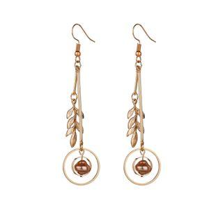 Alloy Fashion Tassel earring  (Alloy) NHBQ1820-Alloy's discount tags