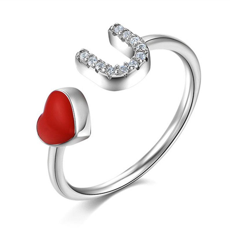 Alloy Fashion Geometric Ring  Alloy NHIM1278Alloy
