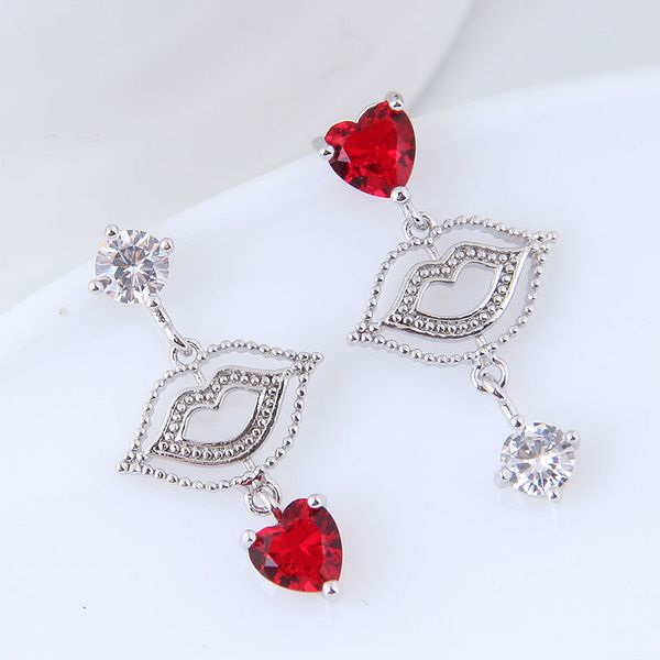 Alloy Korea earring NHNSC12792