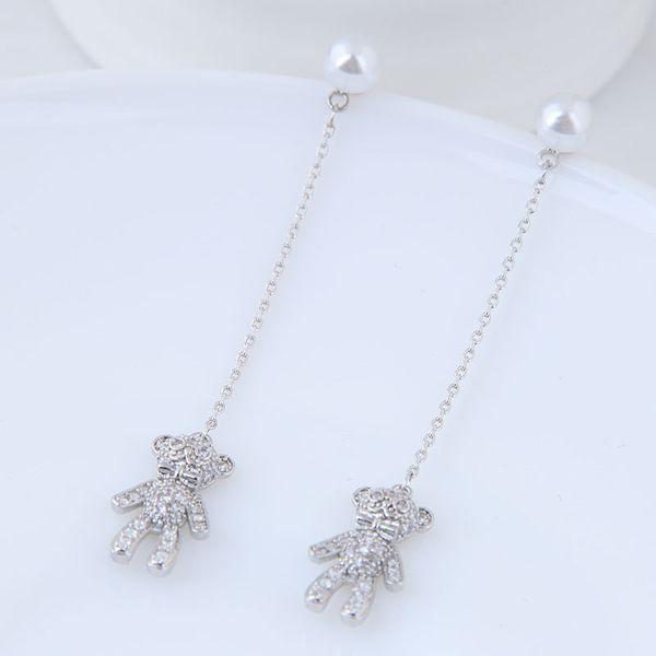 Alloy Korea earring NHNSC12797