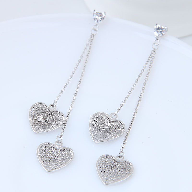 Alloy Korea earring NHNSC12801