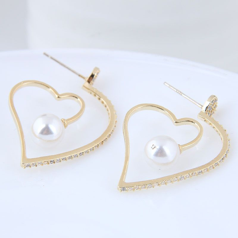 Alloy Korea earring NHNSC12809