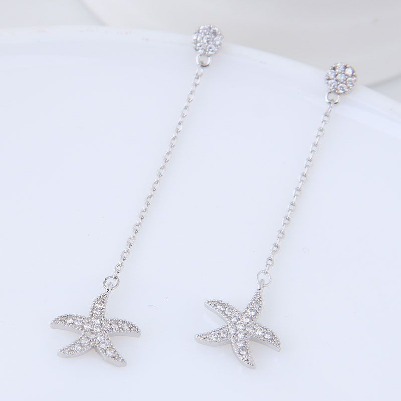 Alloy Korea earring NHNSC12879