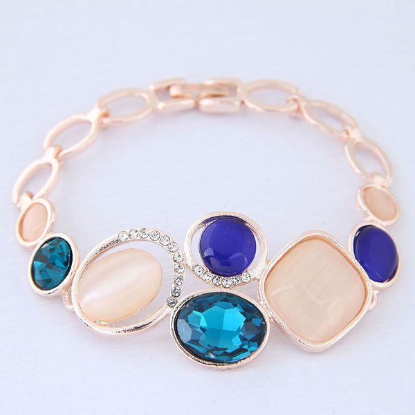 Alloy Fashion Bracelet NHNSC12915
