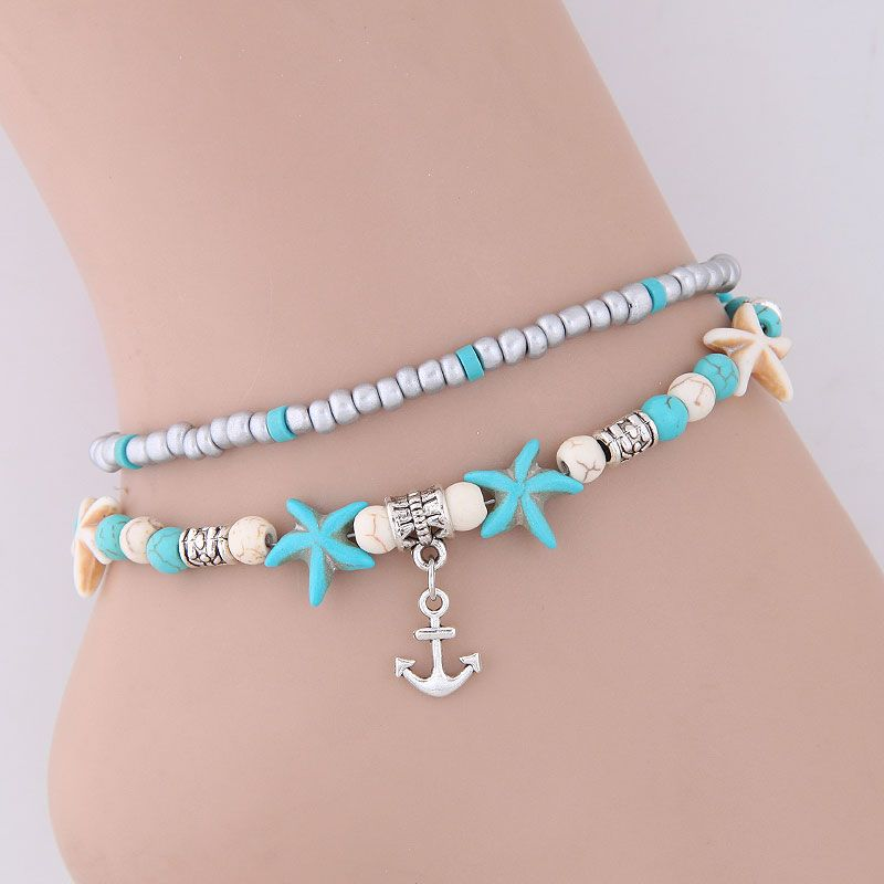Alloy Fashion Bracelet NHNSC12970