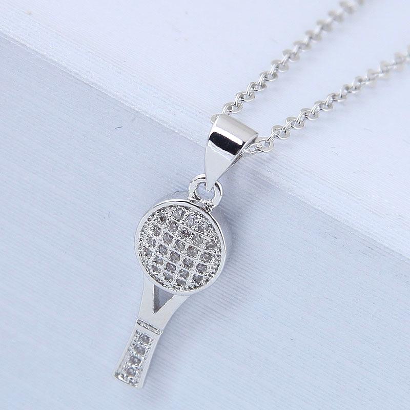 Alloy Korea necklace NHNSC13002