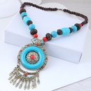 Alloy Fashion necklace NHNSC12922