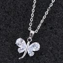 Alloy Korea necklace NHNSC13010