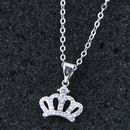Alloy Korea necklace NHNSC13015