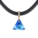 Austrian Imitated crystal Necklace  Dream Time Champagne Alloy + Bluray NHKSE28722