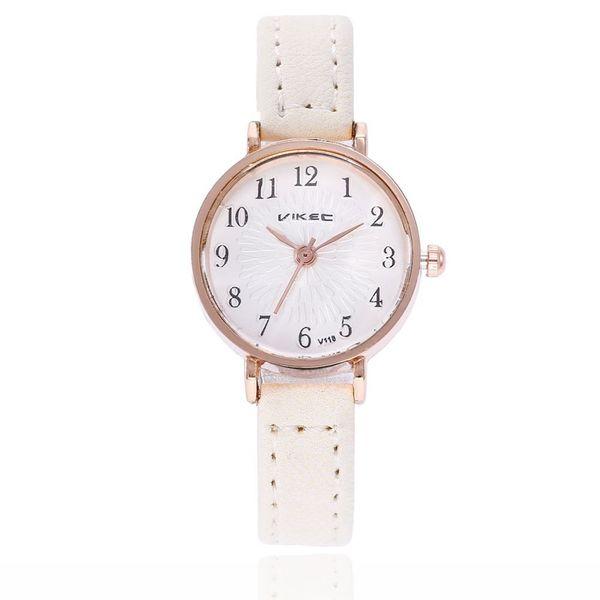 Alloy Fashion  Ladies watch  (white) NHSY1424-white