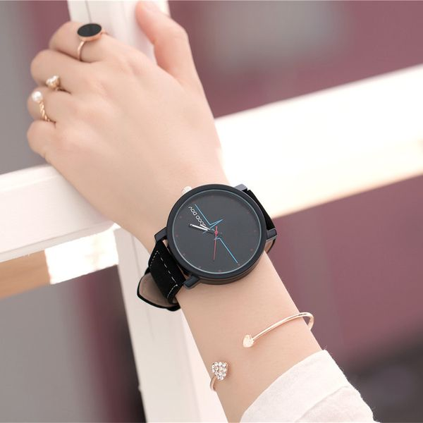 Alloy Fashion  Ladies watch  (Black-faced) NHSY1425-Black-faced