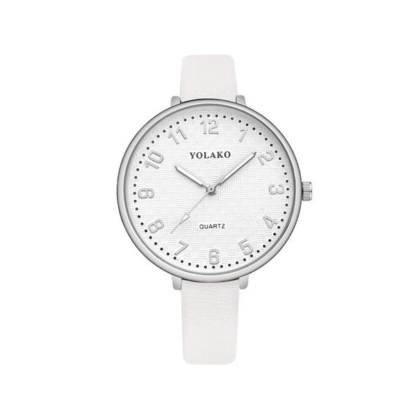 Alloy Fashion  Ladies watch  (white) NHSY1435-white