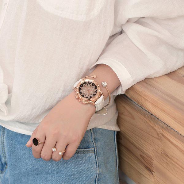 Alloy Fashion  Ladies watch  (white) NHSY1439-white