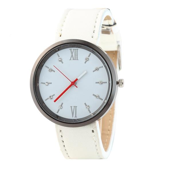Alloy Fashion  Ladies watch  (white) NHSY1444-white