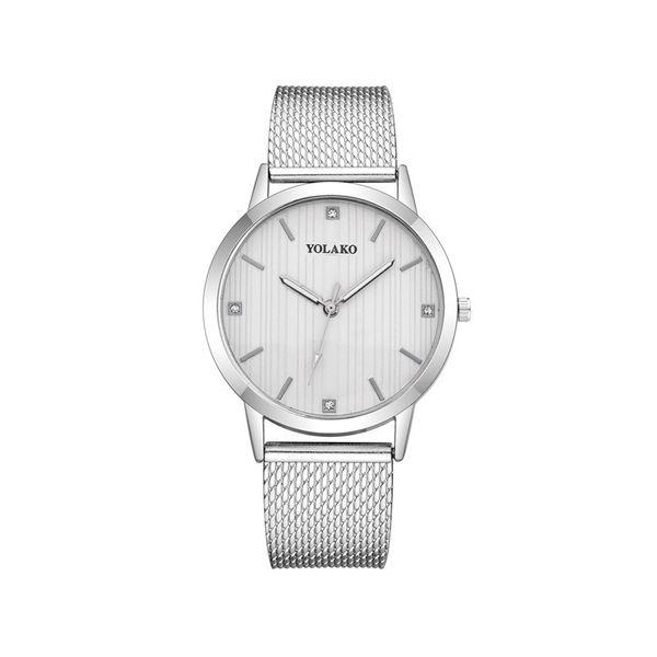 Alloy Fashion  Ladies watch  (white) NHSY1442-white